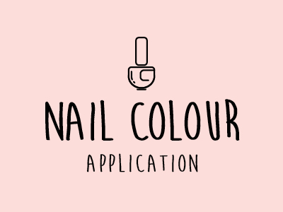 Nail Colour Application Espace Nomad