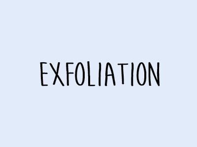 Exfoliation Espace Nomad