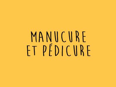 Manucure Et Pedicure Espace Nomad